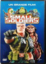 Dvd Small Soldiers di Joe Dante 1998 Usato