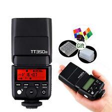 Mini Godox Speedlite TT350N TTL 2.4G HSS Flash for Nikon Mirrorless DSLR Camera
