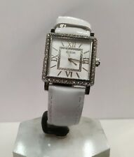 Orologio Donna GUESS Pelle Bianca