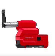 Milwaukee M18 Rotary Hammer Vacuum Hepa Filter Dust Extractor Collection Tool