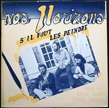 GAHINET RIO KERNE Folk Rock BRETON NOS HORIZONS S'IL FAUT LES PEINDRE LP 33T