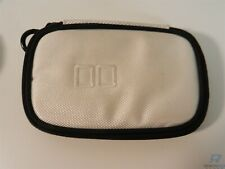 White Canvas Carrying Case for Nintendo DS