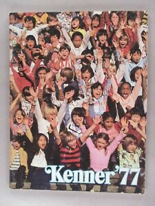 Kenner Toy CATALOG - 1977 ~~ toys