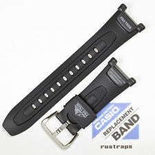 CASIO black rubber watch band for PRG-240, PRG-40, 10036568
