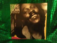 Dennis Brown The Prophet Rides Again LP Reggae Vinyl 1983 jamaican reggae music