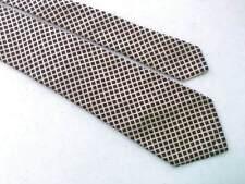 """Vintage BROOKS BROTHERS Silk Tie  Multi-color Printed in UK 54 1/2"""" x 4 1/8"""""""