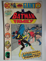 The Batman Family #2 (1975) DC Comics 6.5 FN+ Comic Book