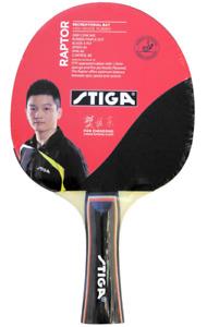 STIGA Raptor Recreation Table Tennis Bat Ping Pong Racket Game Paddle