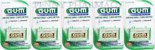GUM Braces / Orthodontic Wax w/ Vitamin E FLAVORLESS ( 5 packs )
