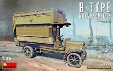 "Miniart 39001 - 1/35 MILITARY BUS Type-B ""OMNIBUS"" Plastic Model Kit"