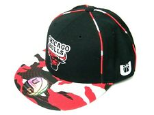 Chicago Bulls UNK NBA Fitted Cap Size 6 7/8 Basketball Cap / Hat