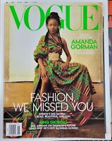 VOGUE MAG USA (AMERICAN VOGUE)-MAY 2021-POET AMANDA GORMAN-IN STOCK-BRAND NEW