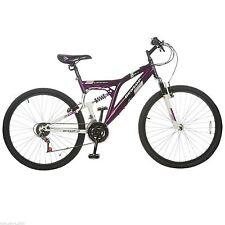 Mountain Bike in Lila