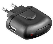 Usb-ladegerät Steckdose Goobay 44004 USB 1 X 1000 MA