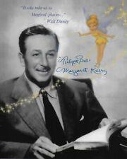 Margaret Kerry Tinkerbell von Disney Original Autogramm 8X10 Foto #80