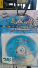 CLEANMATE LC-701 PULIZIA LENTI LASER LETTORI CD DVD LENS CLEANER
