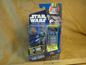 Star Wars The Clone Wars Stealth Operations Clone Trooper - Toys R Us Exclusive
