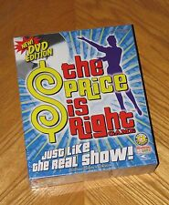 The Price Is Right Game DVD Edition - Classic Tv Show - 2005 Screenlife - Sealed