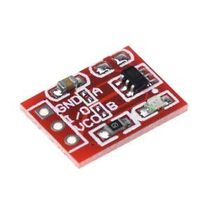 TTP223 (10 - 50 Stk.) kapazitiver Touch Sensor Arduino Raspberry Pi