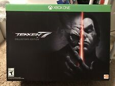 Tekken 7 Collector's Edition Complete Brand New (open Only For Picture) Xbox One