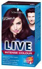 Schwarzkopf Women's Purple Semi-Permanent Hair Colourants