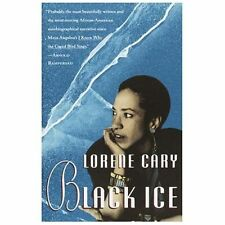 Black Ice by Lorene Cary (1992, Paperback)