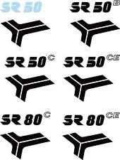 Aufkleber Simson SR50 SR50B SR50C SR50CE SR80C SR80CE
