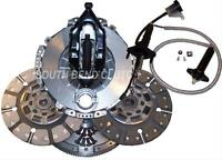 2005.5-2013 Dodge Cummins 5.9/6.7 South Bend Clutch SDD3250-GK 650HP Dual Disc
