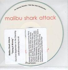 (EG68) Malibu Shark Attack, Doing It Wrong - DJ CD