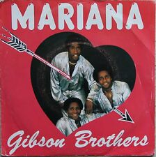 """Vinyle 45T Gibson Brothers """"Mariana"""""""