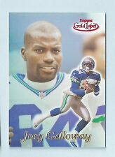 JOEY GALLOWAY 1999 TOPPS GOLD LABEL RED LABEL /100
