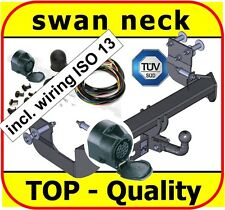 Towbar & Electric 13pin MB Mercedes V Class Vito 638 W638 1996-2003 / swan neck