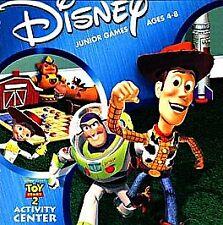 Disney Toy Story 2 Activity Center Children's Software Junior Game
