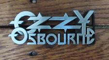 Ozzy Osbourne Black Sabbath  Belt Buckle