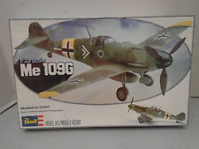 REVELL #4407 1/32 SCALE GERMAN ME 109G MINT IN FACTORY SEALED BOX