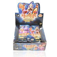 Upper Deck Huntik Trading Card Game TCG Legendary Saga Box - 24 Packs