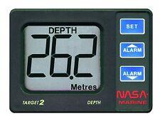 NASA Target 2 Echolot sonda náutica medidor transmisor profundiad buscador bote