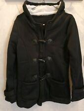 Veste gilet chaud T38 - Veste noire à capuche  (2005040)