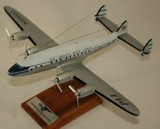 PAN AMERICAN LOCKHEED L049  'BIG PROP' AIRLINER 1:100 HANDCRAFTED DESKTOP MODEL