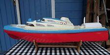 Robbe Florida Rc Boot Motoryacht mit Metz Mecatron  aus den 50-60 Jahren Rarität