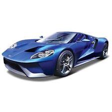 Camión de automodelismo y aeromodelismo color principal azul Ford