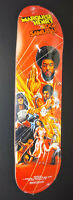 "DGK DIrty Ghetto Kids Marquise Henry Kung Fu Skateboard Deck in Shrink 7.9"" Kayo"