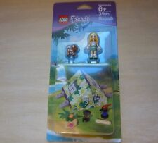 LEGO Friends 850967 Jungle Accessory Set, minifig dog puppy, tent, loaf of bread