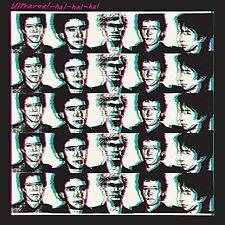 ULTRAVOX Ha! Ha! Ha! (LTD 180 GR Gray 1LP Vinyl + CD) 40th Anniversary NEW + OVP