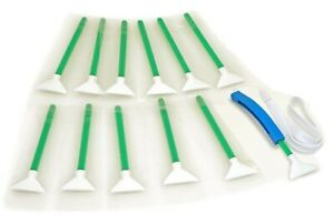Visible Dust MXD Swabs for 1.3x Sensor - Green Series (12-Pack) Mfr# 2863173