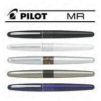 Pilot MR Rollerball Pen Refillable - in Metal Gift Box - Blue Ink