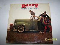 Racey Smash and grab (1979) [LP]