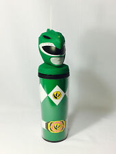 MIGHTY MORPHIN POWER RANGERS Green Ranger Water Bottle Nerd Block March 2017