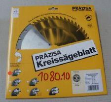 HM-Sägeblatt Handkreissäge, Marke Präzisa D-240 mm, B-30 mm, Z-20 FZ