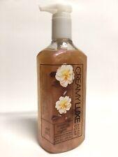 New 1 Bath & Body Works Warm Vanilla Suagr Nourishing Creamy Luxe Hand Soap 8 Oz